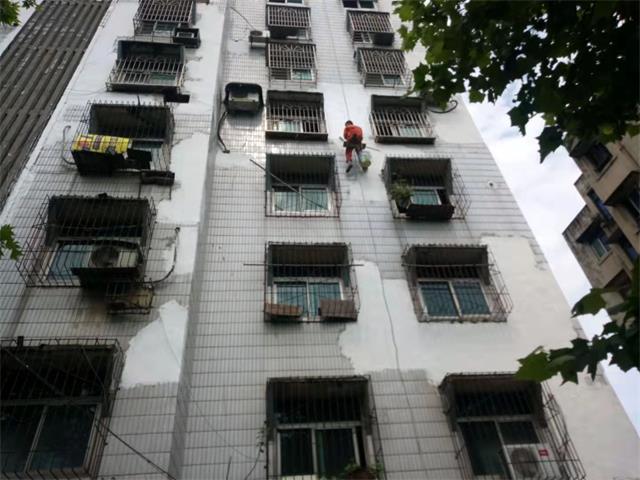 重庆外墙维修公司