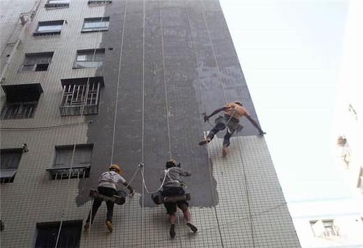 外墻防水補漏維修施工方案