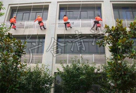 外墙清洗施工方案