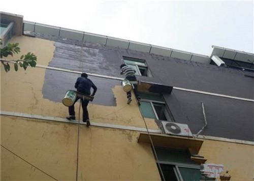 外墙涂料粉刷基本施工方案