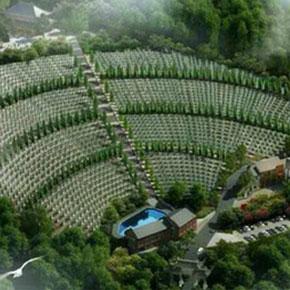 重庆仙友山公墓