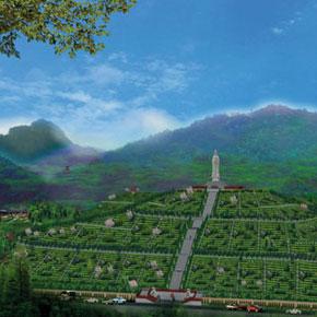 重庆金银山公墓
