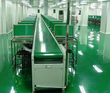 常用的生產流水線設備的分類