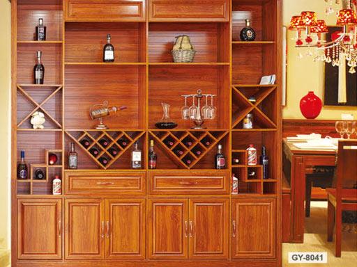 轻奢系列酒柜