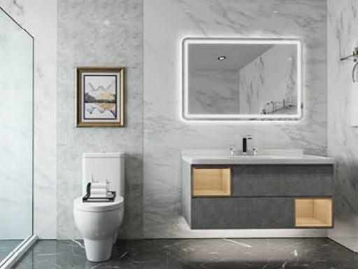 重庆全铝浴室柜