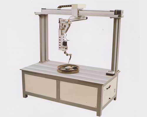 直角坐标数控焊接机器人-龙门式