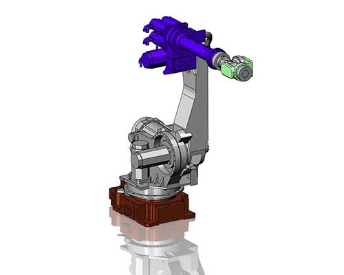 重慶工業機器人