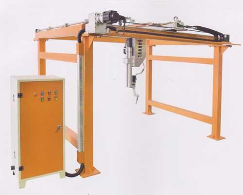直角坐标数控焊接机器人-大型龙门式