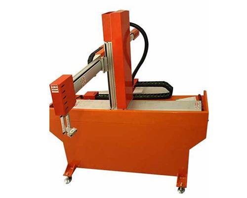 直角坐标数控焊接机器人-悬臂式