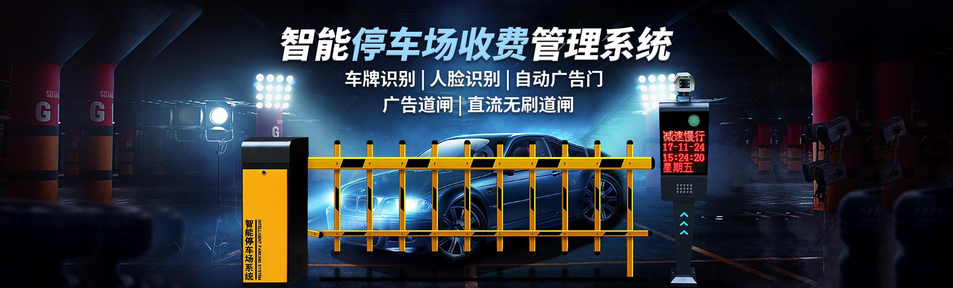 重庆智能停车识别系统