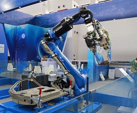 安川机器人保养