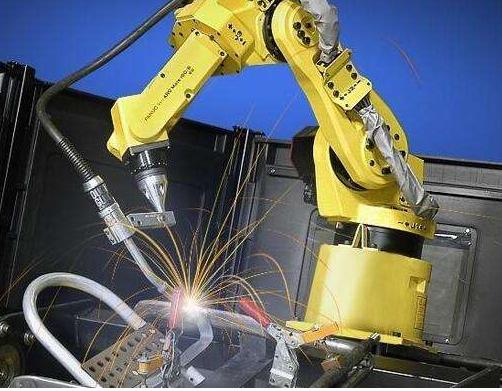 关于焊接机器人的相关知识介绍
