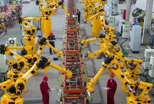 一文读懂工业机器人的内部结构