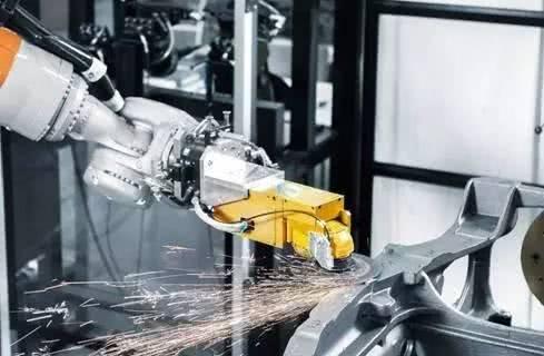 抛光打磨机器人市场潜力凸显