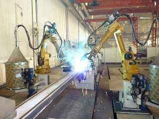 机器人焊接缺陷及常见故障分析