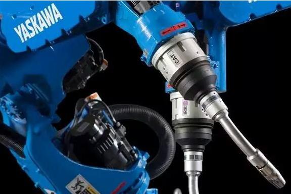 安川机器人故障维修