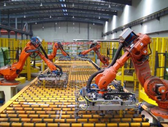 工业机器人三大核心零部件
