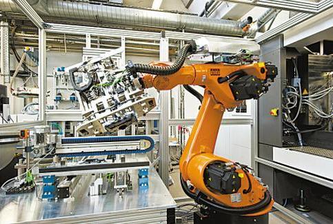 工业机器人应用最大的十个行业