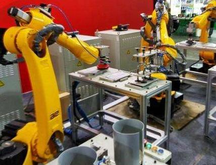 机器人打磨工作站的设计