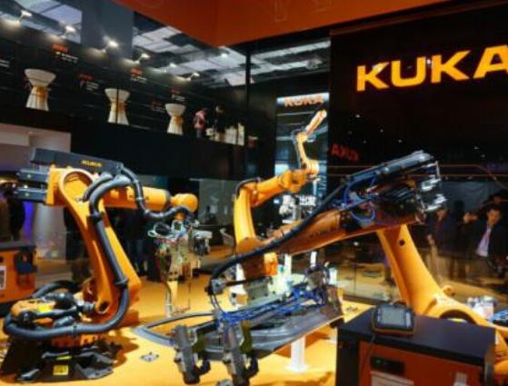 库卡机器人:塑造智能化的崭新未来
