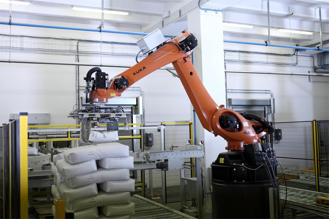 焊接机器人的四大功能