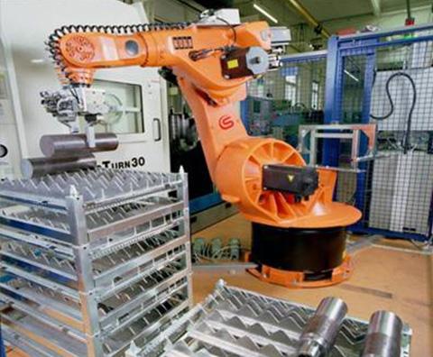 焊接机器人外轴都有哪些部位组成