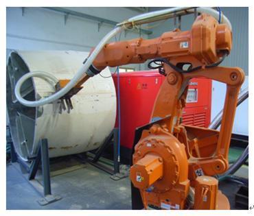焊接机器人的关键技术和系统组成部件