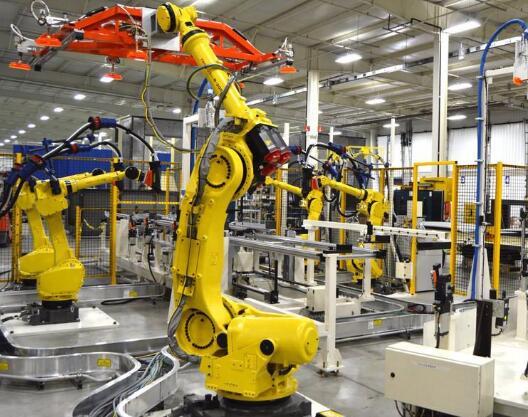 机器人自动化打磨的优势