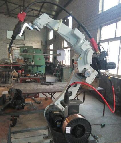 焊接机器人焊接应该注意什么