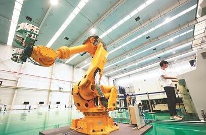 打磨机器人的应用优势有哪些