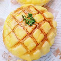 简单的胡萝卜面包做法,方便又省事!