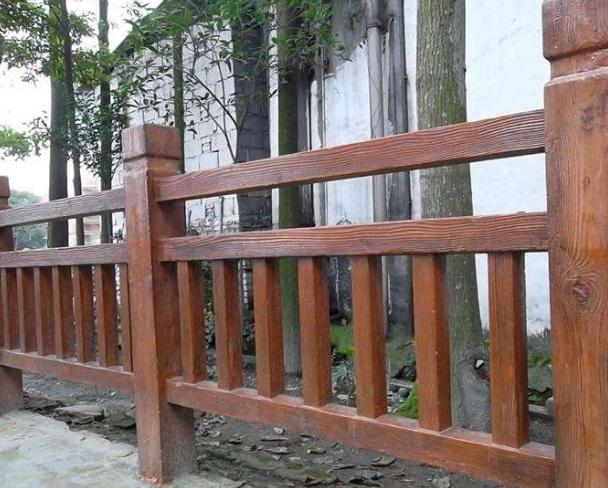仿木栏杆的特点都有哪些