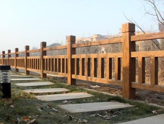 混凝土护栏、仿木栏杆的选择方法和技巧