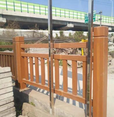防止水泥仿木护栏开裂的方法有哪些