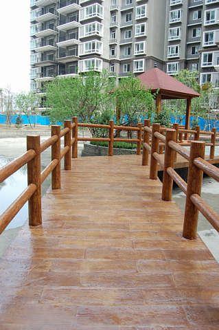贵州仿木栏杆价格