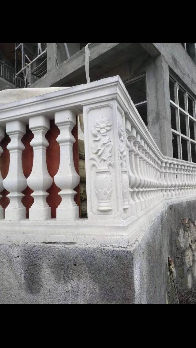 别墅花瓶柱栏杆