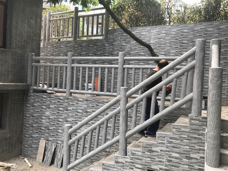 水泥栏杆安装厂家