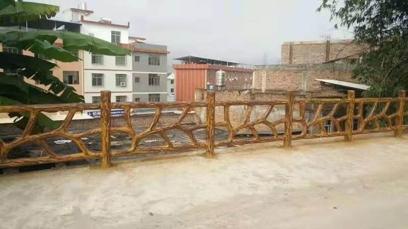 泸州仿木栏杆