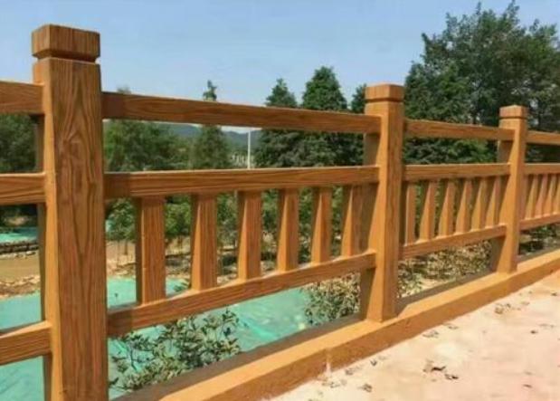 长寿区仿木栏杆