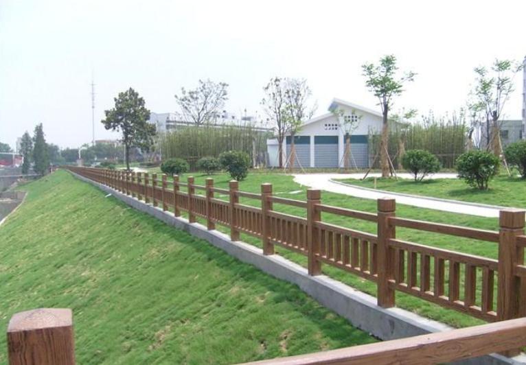 永川区仿木栏杆
