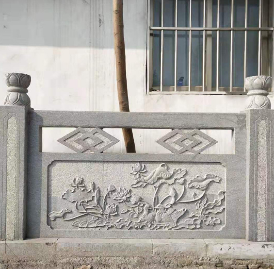 永川仿石栏杆厂家