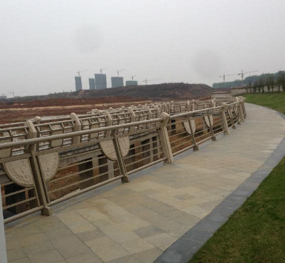 永川铸造石栏杆厂家