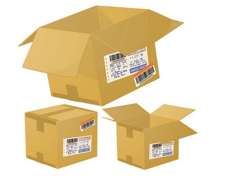 快递纸箱包装