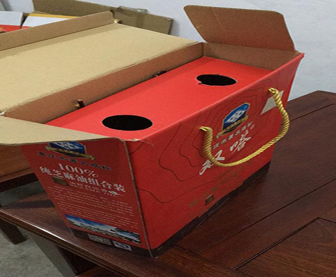 商品纸箱包装