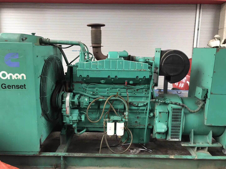 柴油发电机组维修