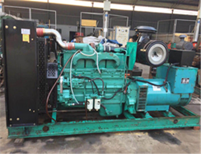 450KW康明斯发电机维修