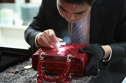 奢侈品回收鉴别案例