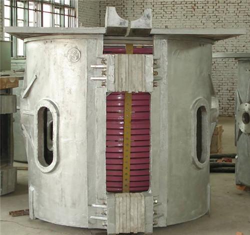 鋁殼熔煉爐