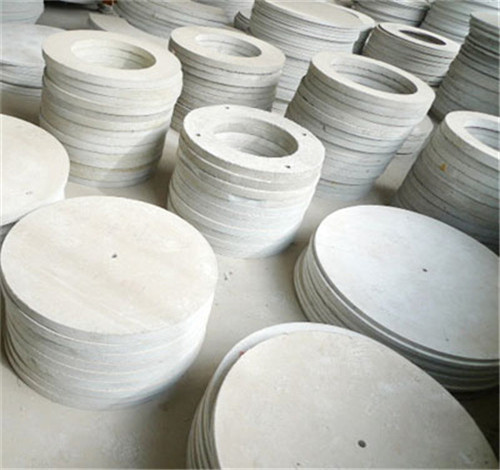 石棉板、石棉圈
