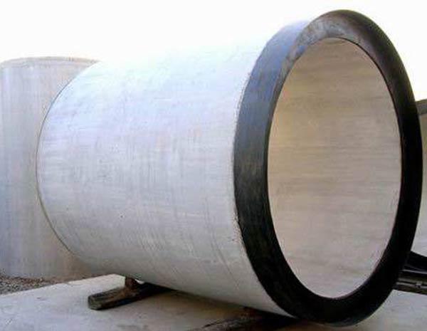 D1500钢承口排水管